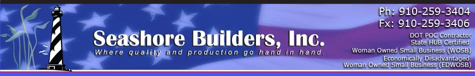 Seashore Builders Inc