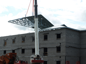commercial construction image